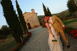 Top Photographer for Weddings in Villa San Crispolto