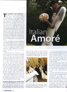 Wedding Photos Italy - Bridal Fantasy