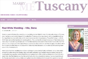 Marry Me in Tuscany - Wedding in Siena