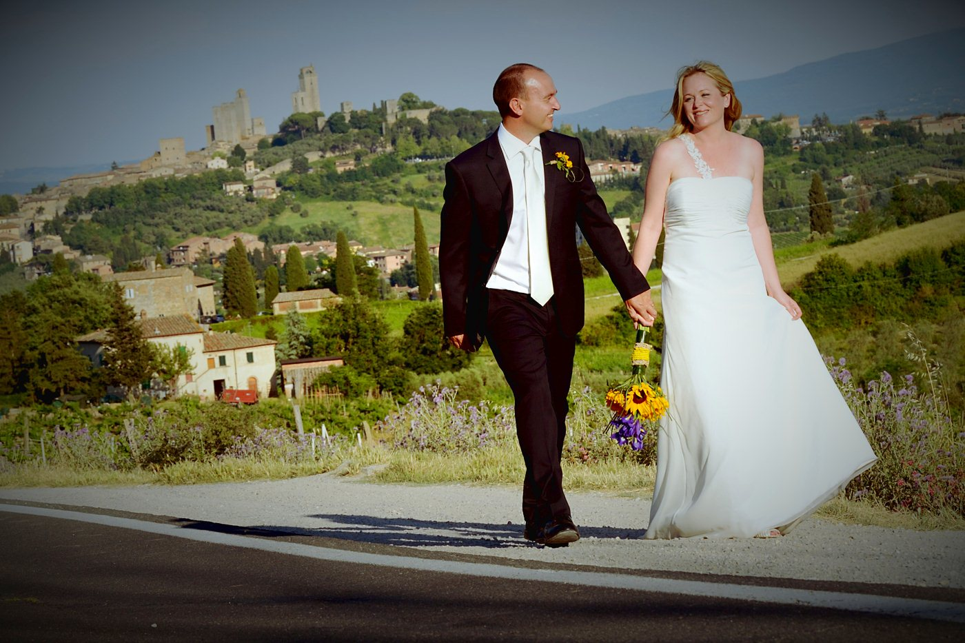 Wedding Photographers Certaldo