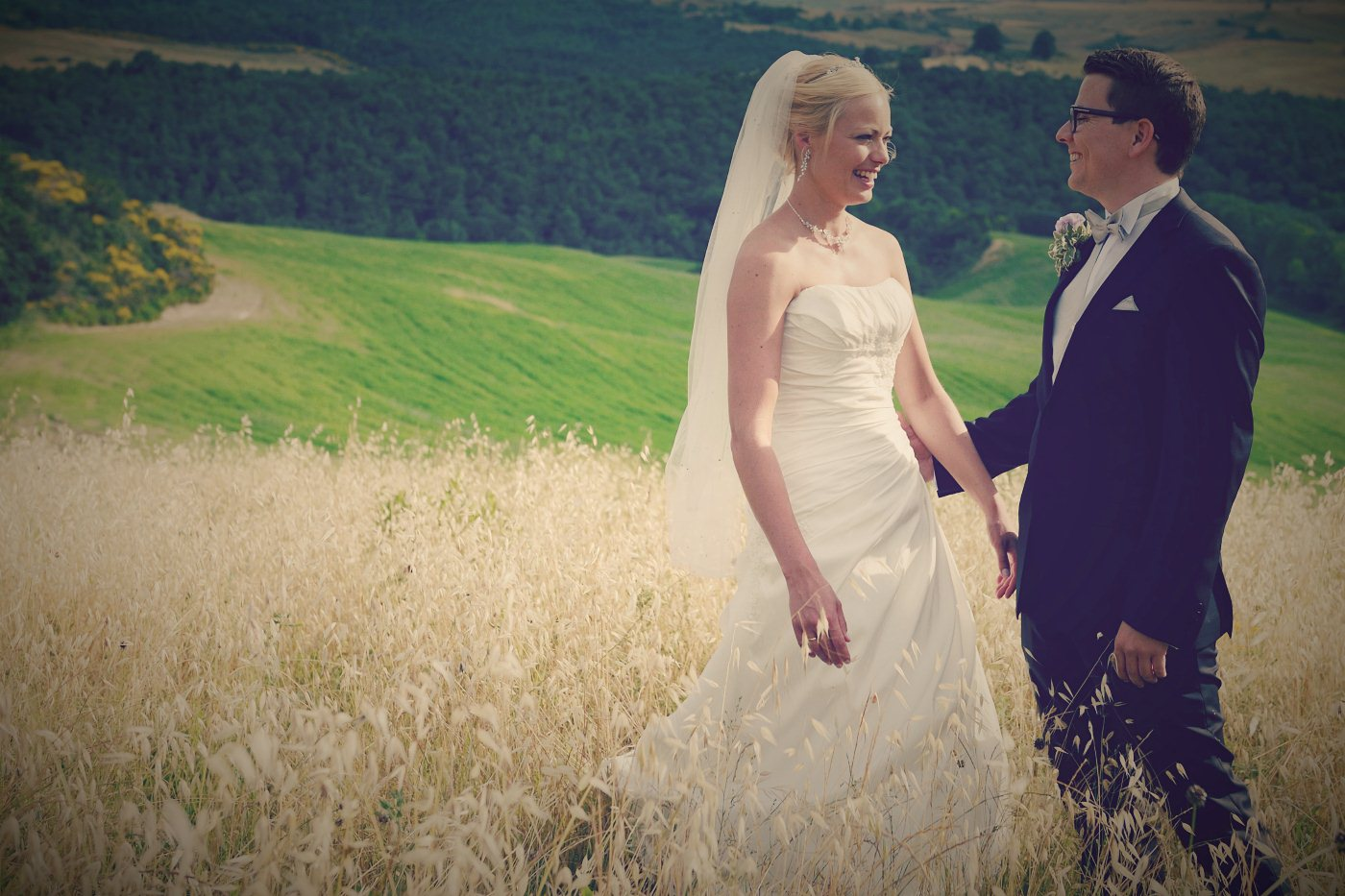 Wedding Photographer Val d'Orcia | Domenico Costabile