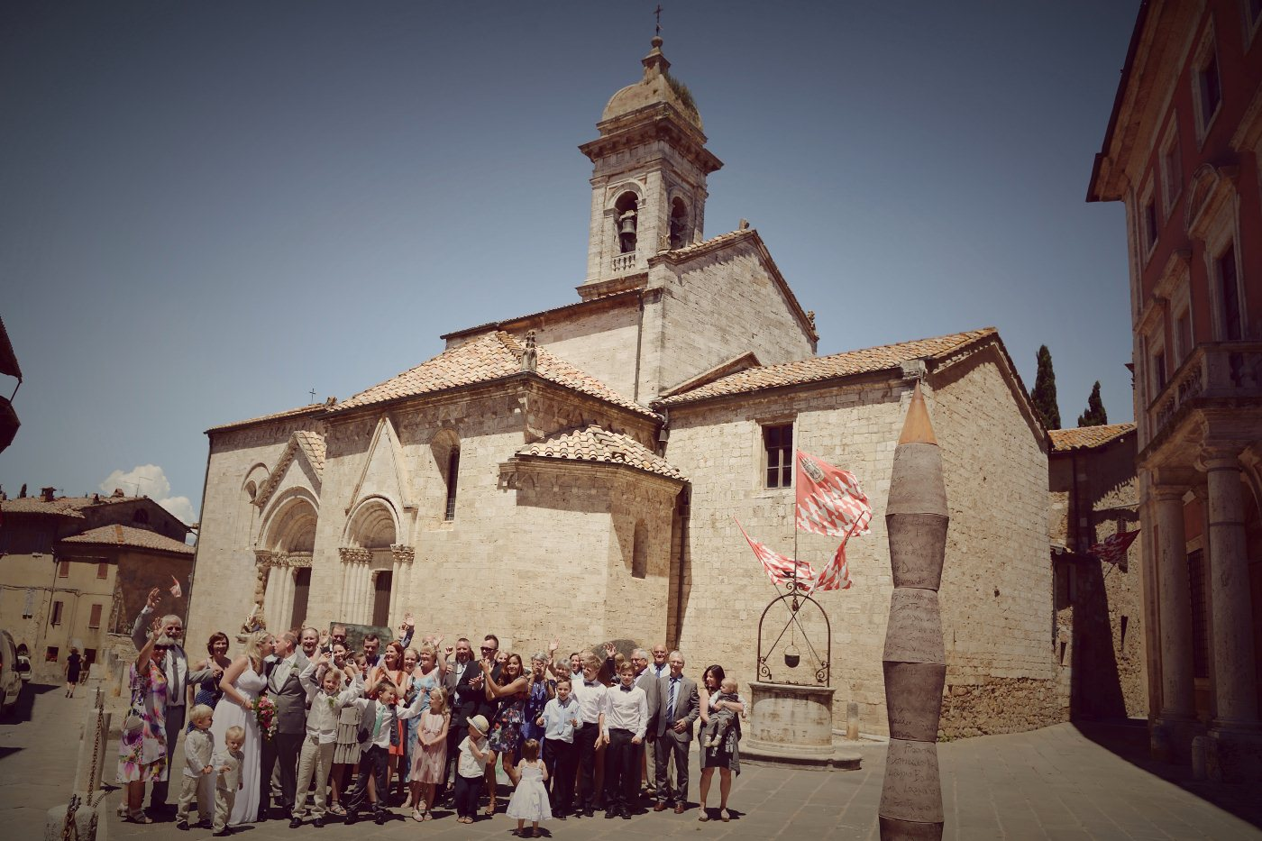 Wedding Photographer San Quirico d'Orcia | Domenico Costabile