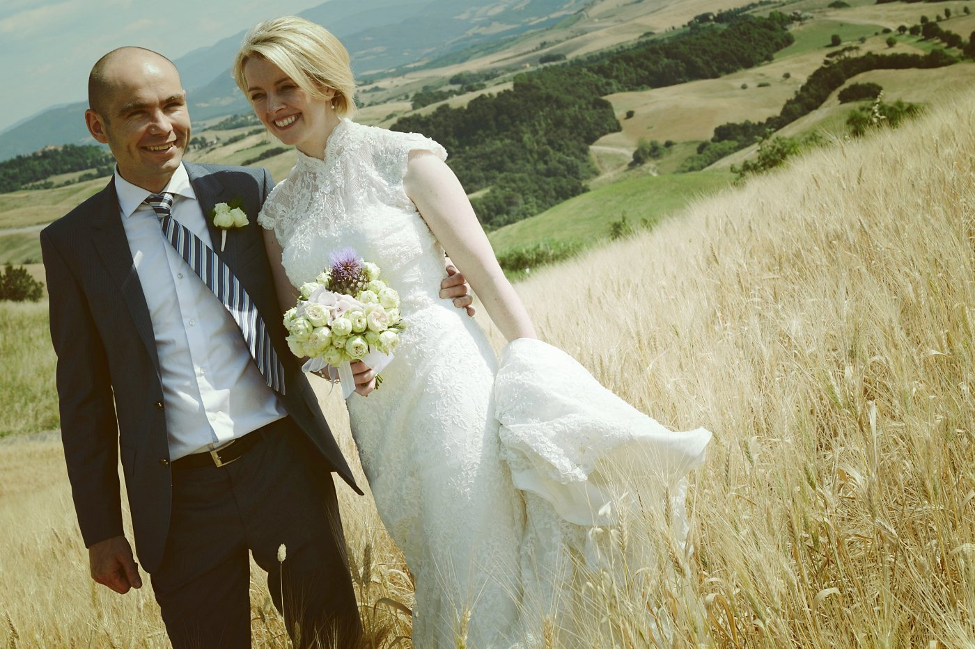 Wedding Photographer Volterra