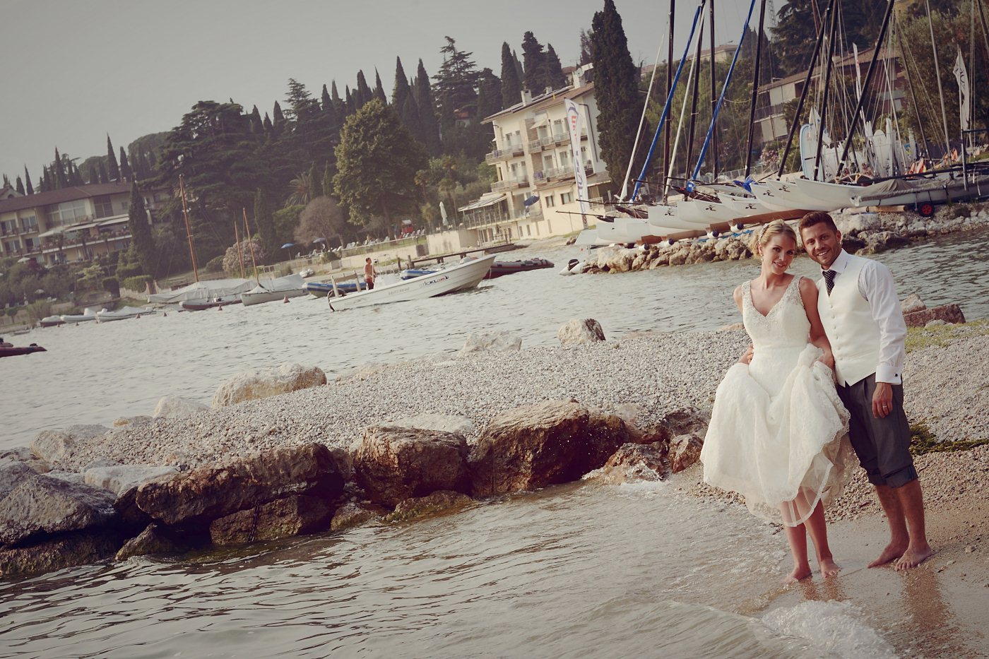 Wedding Photographer Malcesine | Domenico Costabile