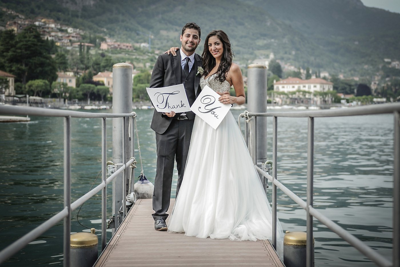 Wedding Photo Tremezzo | Domenico Costabile