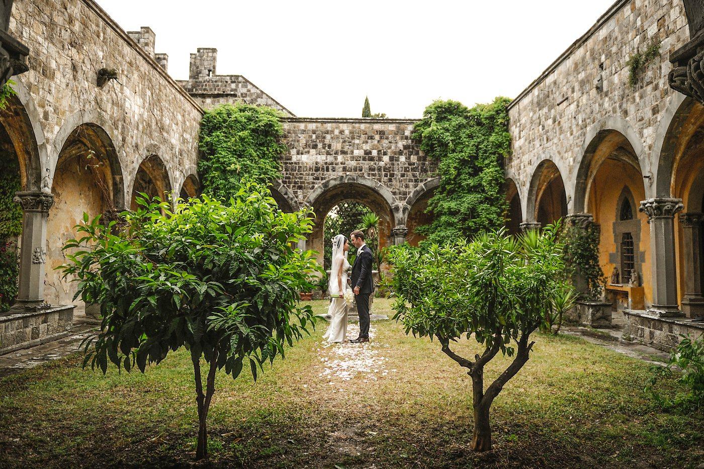 Wedding Photo Castello Di Vincigliata