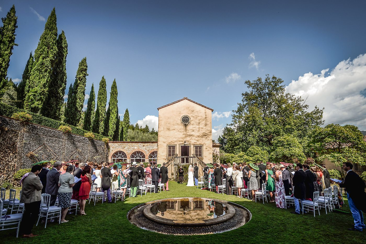 Wedding Photo Villa Catureglio | Domenico Costabile