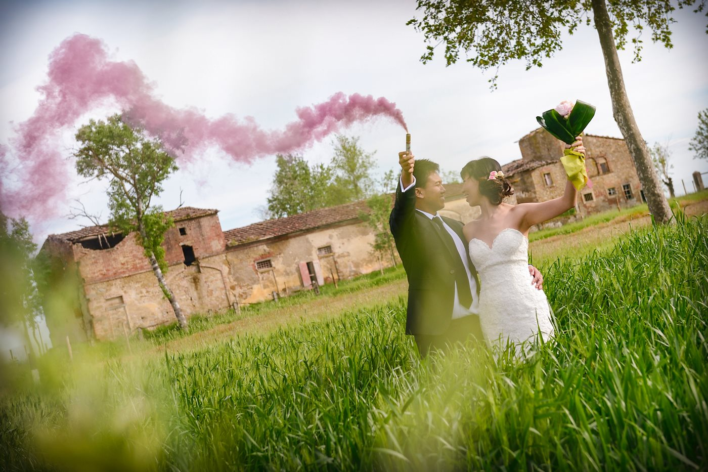 Pre Wedding in Tuscany