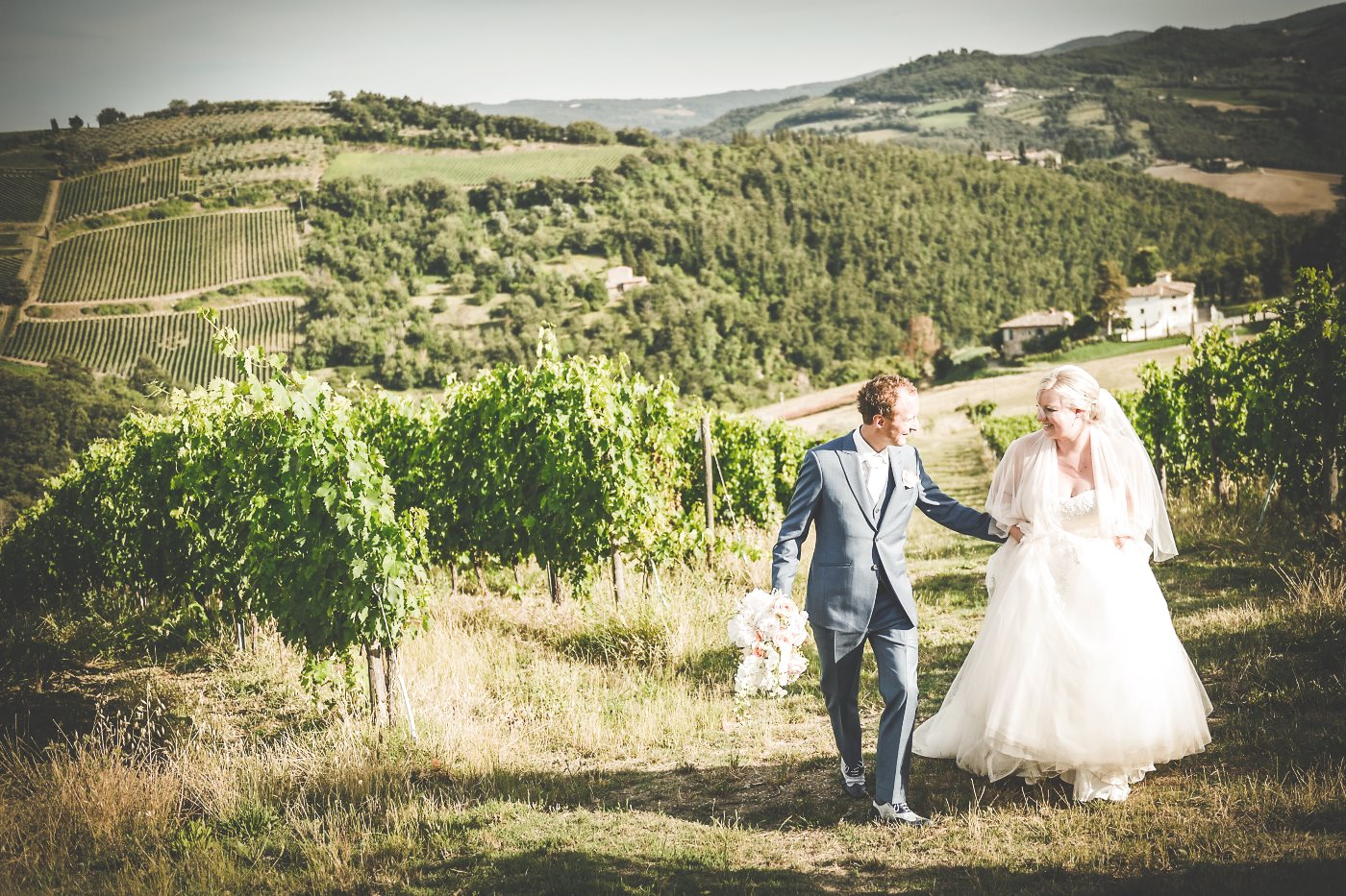 Wedding Photos Fattoria di Rignana | Domenico Costabile